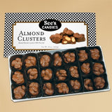 See's: 8oz Box Almond Clusters