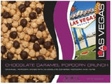 Astor: Box 8oz Chocolate Caramel Popcorn Crunch