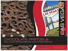 Astor: Box 7oz Chocolate Pretzels
