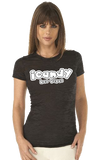 T Shirt: Burnout icandy Las Vegas