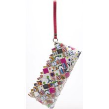 Candy Wrapper Clutch: Fullsize Blow Pop