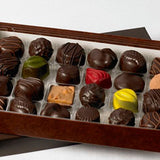 Ethel M: 16 piece Dark Chocolate Collection