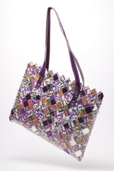 Candy Wrapper Tote: Good n' Plenty