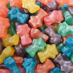 Bulk Candy: Gummy Techno Bears
