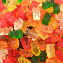 Bulk Candy: Sugar Free Gummy Bears