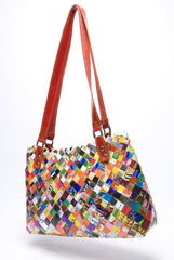 Candy Wrapper Tote: Tutti