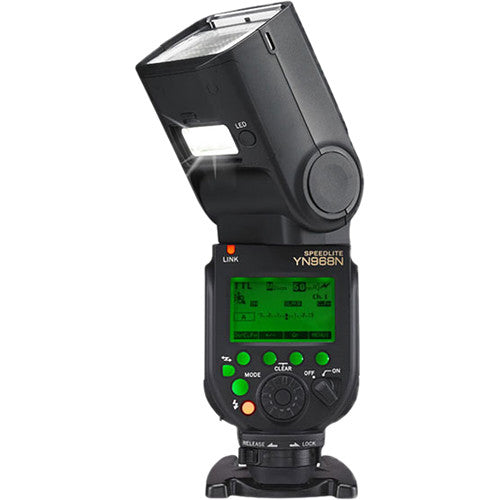 YN968EX-RT Speedlite / Flash for Canon with LED Lamp