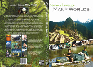 "Book by Johan Dempers - ""Journey through Many Worlds"" First Print, signed copy"
