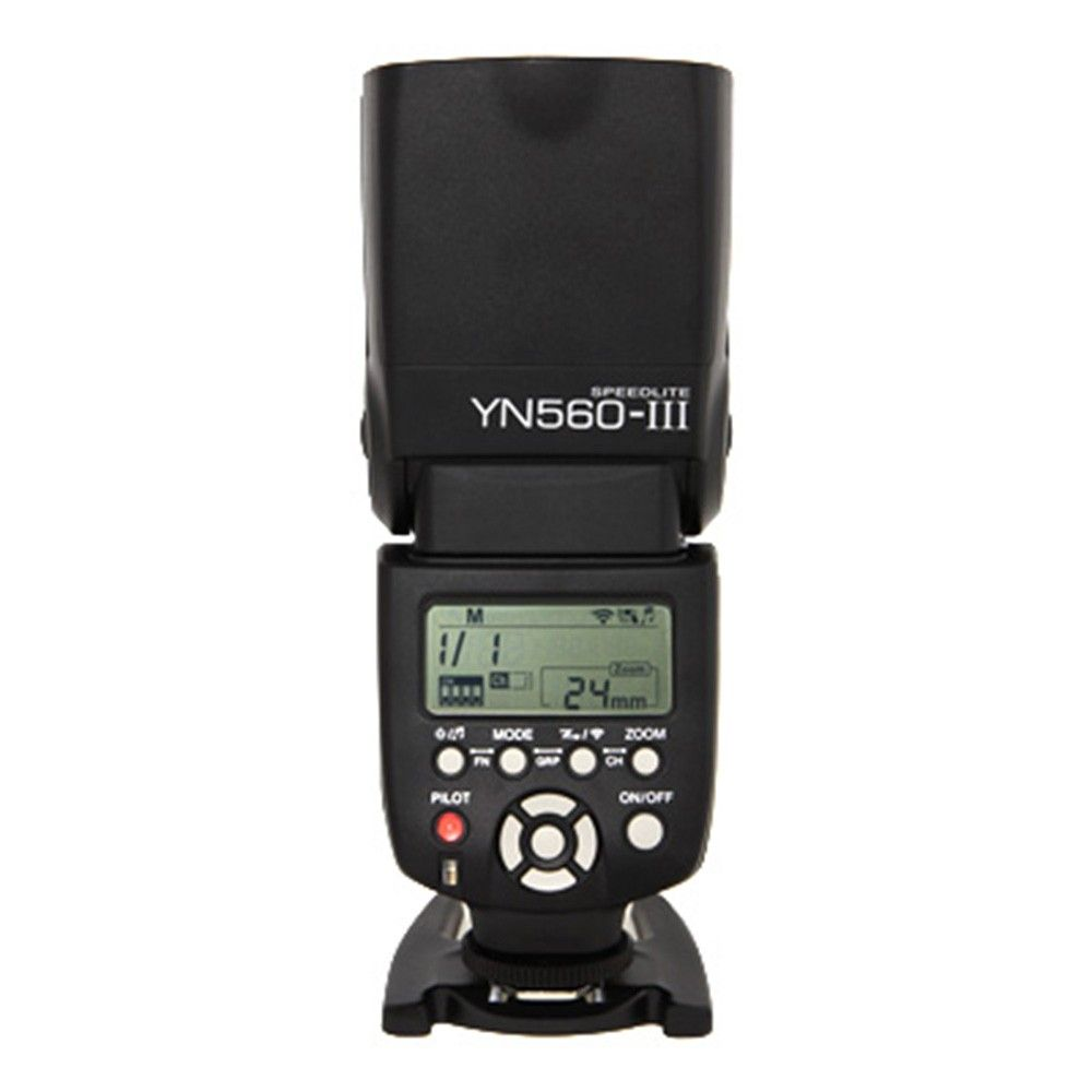 Camera Flash for Canon DSLR  -  YN560 iii