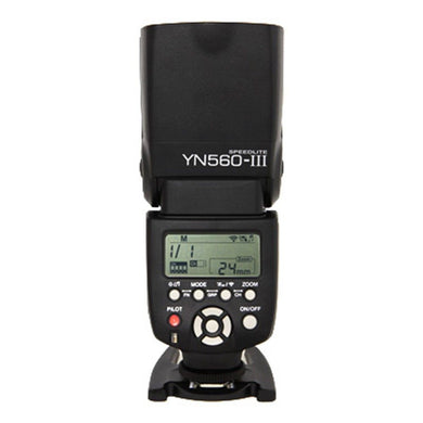 Camera Flash for Nikon DSLR  -  YN560 iii