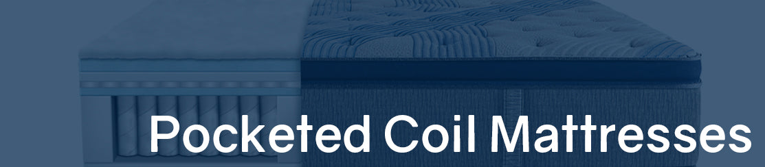 Pocketed Coil Mattresses | OC Mattress