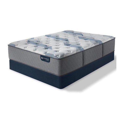 iComfort Hybrid Blue Fusion 200 Plush - Mattress Serta - OC Mattress