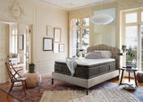 Lux Estate Cassatt Firm Euro Pillowtop - Mattress Stearns & Foster - OC Mattress