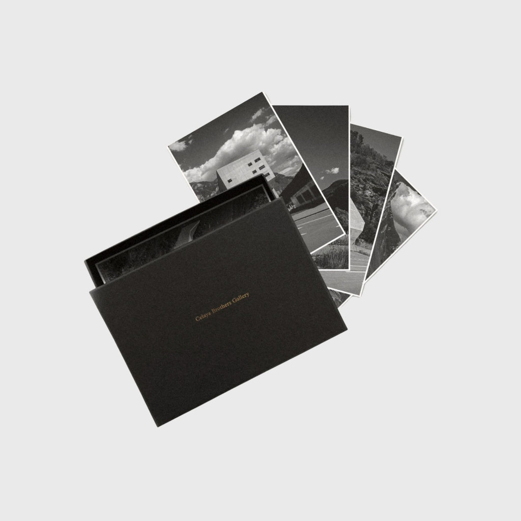 Photographs by Camila Rodrigo Limited Edition Boxset