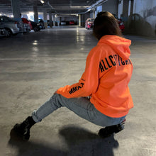 Load image into Gallery viewer, MMXX - Neon Orange Hoodie