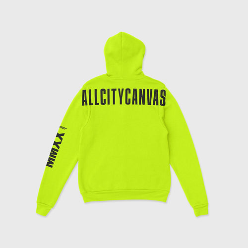 MMXX Sweatshirt - Neon Yellow