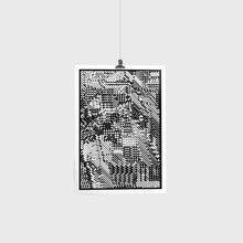 Load image into Gallery viewer, Sten Lex Screen Print All City Canvas Store