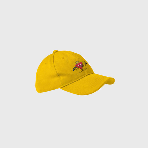 Taquitos - Yellow Baseball Hat