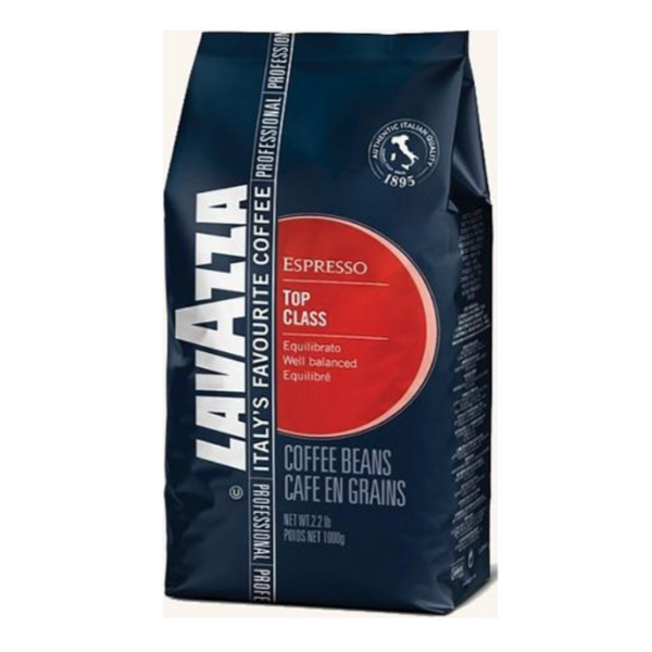 Lavazza Top Class beans 1 kg, Urban Coffee