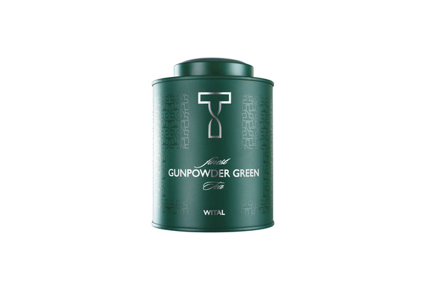 Wital grøn te Gunpowder Green