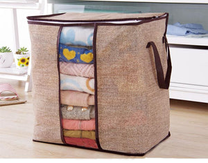 lazyishhouse™️ - Portable Clothes Storage Bag