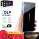 Android wifi mini pocket pico portable beamer led dlp lAsEr mobile projector For smartphone 4K 3D cinema