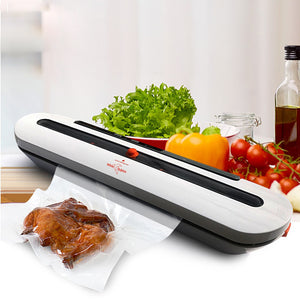 Household Food Vacuum Sealer Packaging Machine With 10pcs Bags Free 220V 110V Automatic Commercial Best Sealer Mini