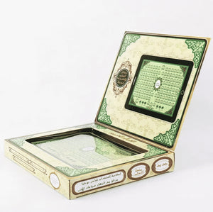 Whole Holy Quran Arabic Electronic Learning Machine Muslim  Koran  Surah Tablet Toy Pad Educational Toys Gift for Kids