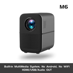Full HD Led Projector 4000 Lumens Bluetooth Speaker home theater HDMI USB 1080p Portable Cinema Proyector Beamer