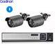 8CH 5MP HDMI POE NVR Kit CCTV System Face Detection Playback 5.0MP Outdoor Audio Record IP Camera Video Surveillance Set