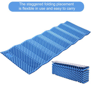 Ultralight Portable Compact Folding Outdoor Foam Camping Mattress Ultralight Foam Folding Tent Sleeping Pad
