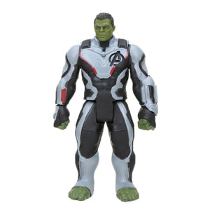Marvel Toys The Avenger Endgame 30CM Super Hero Thor Hulk Thanos Wolverine Spider Man Iron Man Action Figure Toy Dolls