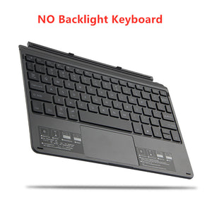 "Bluetooth Keyboard For Microsoft Surface Go 10 inch Tablet Wireless bluetooth keyboard Mouse For Microsoft surface go 10.1"" Case"