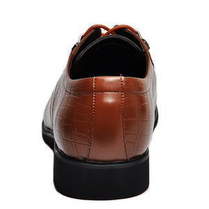 2019 Newest Men's Flats Fashion High Quality Genuine Leather Shoes Men