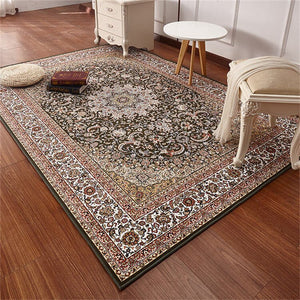 Persian Style Carpets For Living Room Large 200x290CM Bedroom Rugs And Carpets Classic Turkey Study Floor Mat
