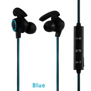Bluetooth Earphone Active Noise Cancelling Sports Earphone for IOS, Android