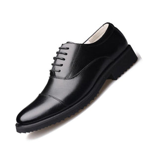 sMen Dress Shoes Big Size 38-46 Handsome Comfortable Oxford Business Formal Shoes