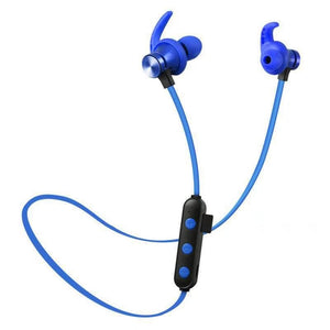 Wireless Bluetooth Headphones TF Card Wireless Earbuds Sport headset MagneticNeckband Noise Cancelling Earphones