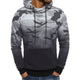 Sweatshirt Men's Long Sleeve Camouflage Style Hoodie Pullover Top Blouse Military Tracksuit Hooded Sweatshirt Male