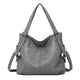 Handbag Women Bags Designer Soft Leather Crossbody Bags Ladies Tote Bag Large Capacity Female Shoulder Bag