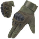 MAGCOMSEN Tactical Gloves Men Military Army Full Finger Hard Shell Police Combat Gloves Paintball Airsoft Equipment AG-YWGC-01