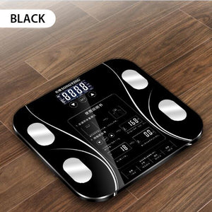 Electronic Smart Weighing Scales Bathroom Body Fat bmi Scale Digital Human Weight Mi Scales Floor lcd display Health Gift