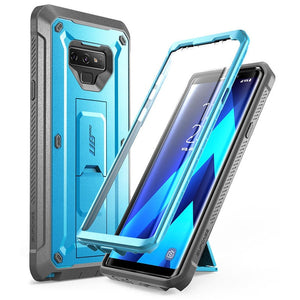 For Note 9 Case UB Pro Full-Body Rugged Holster Cover with Built-in Screen Protector&Kickstand For Samsung Galaxy Note 9