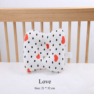 Newest Best Baby Pillow Newborn Head Protection Cushion Baby Bedding Infant Nursing Pillow Toddler Sleep Positioner Anti Roll