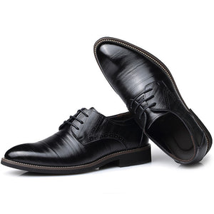 2019 Newest Summer Fashion Men Casual Shoes Classic Genuine Leather Flats Male Formal Oxford Dress Shoe Luxury Zapatos Hombre Plus Size 47