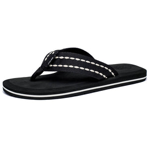 Summer Men Flip Flops High Quality Comfortable Beach Sandals Shoes for Men Male Slippers Plus Size 47 Casual Shoes Free shipping