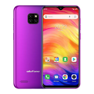 Ulefone Smartphone 3500mAh Quad Core 6.1 inch Waterdrop Screen 16GB Mobile phone Android8.1