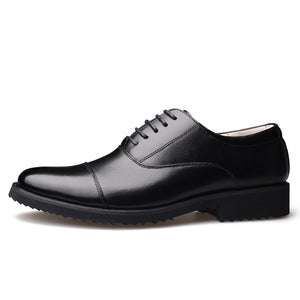 Newest Men Dress Shoes Big Size 38-46 Handsome Comfortable Oxford Business Formal Shoes