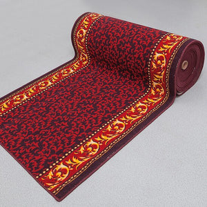 Carpet Stair Mat Hotel Floor Modern Hallway  Mats for the Corridor Polypropylene Carpets and Rugs can be Customized