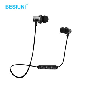 Wireless Earphone Bluetooth Headphones For IOS Android Wireless Sport Headset
